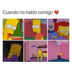 Sigue a kiara Love Quotes For Crush, Love Memes, Spanish Humor, Spanish Quotes, Sad Life, Sad Quotes, Ironic Quotes, The Simpsons, Naha
