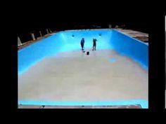 DIY Repairing and Resurfacing swimming pool | SANI-TRED®
