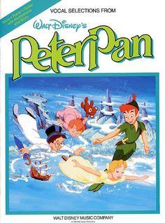 Peter Pan: Vocal Selections - Piano, Vocal & Guitar. £7.95