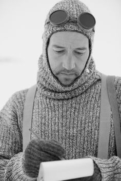 Nigel Cabourn Authentic AW12 Lookbook: Scott's Last Expedition 1912 - 2012