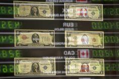 © Reuters.  東京為替:ドル・円は一段安、欧州勢は売り先行