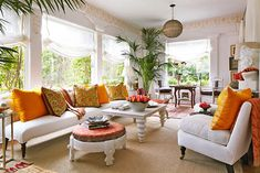 Eager to take advantage of the approaching warm weather? Bring your living room outside and enjoy the fresh air under a portico or in your garden. Discount Home Decor, Discount Furniture, Cheap Home Decor, Home Design, Interior Design, Sunroom Furniture, Furniture Decor, Furniture Stores, Cheap Furniture