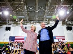 It's official! Hillary Clinton has declared her running mate for the 2016 election. The president...