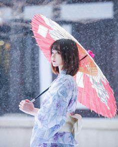 Cute Cosplay I 💗 Japanese Girls Cute Asian Girls, Beautiful Asian Girls, Cute Girls, Cute Girl Poses, Japanese Outfits, Japanese Fashion, Yukata, Japanese Beauty, Asian Beauty