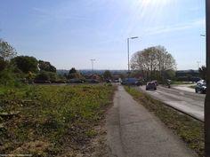 asda walmart roundabout redevlopment dunsbury hill waterlooville havant