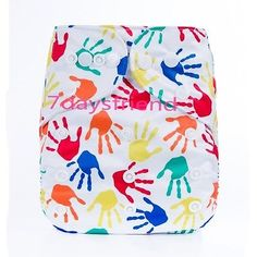 Baby Cloth Diaper Reusable Washable Pocket Nappy Beautiful palm print S4 - http://baby.goshoppins.com/diapering/baby-cloth-diaper-reusable-washable-pocket-nappy-beautiful-palm-print-s4/
