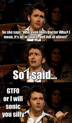 David Tennant can sonic me silly whenever he wants.