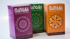 Mandala Raw Cacao Chocolate on Behance