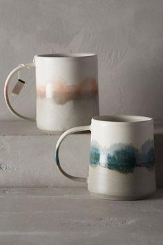 reflected landscape mug