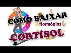 Como baixar os níveis de cortisol - YouTube