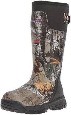 LaCrosse Womens Alphaburly Pro 800G Hunting Shoes Realtree Xtra 7 M US >>> This is an Amazon Affiliate link. Read more at the image link.