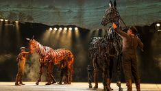 """Thrilling Theatrical Epic """"War Horse,"""" Winner of 5 Tonys"""