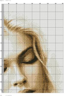 she 3 Sepia Color, Fantasy Women, Counted Cross Stitch Patterns, Lady, Artwork, Cross Stitch Pictures, Pictures, Needlepoint, Women