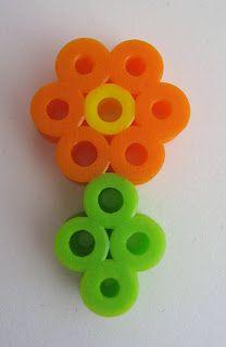 Cindy deRosier: My Creative Life: Perler Beads