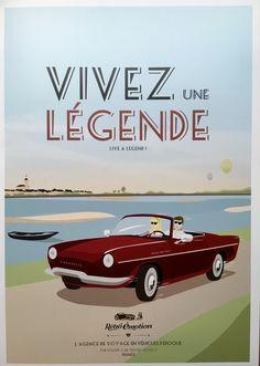 Vivez une #Légende Live a #Legend  #retro #emotion #classiccar #travel #loirevalley #valdeloire #vintagecar #travelagency #france #frenchheritage #heritage #patrimoine #loire #autotour #selfdrivetour #tour #retroemotion #retro_emotion