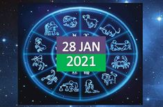 Daily Horoscope Today 28th January 2021, What do the stars hold for you on a day like today? Check the forecast of the 12 signs of the zodiac in our daily horoscope Today Horoscope, Your Horoscope, 8th Of March, January, 12 Zodiac Signs, 12 Signs, Check, Wednesday, Tuesday