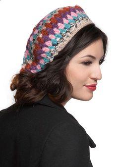 Sweet Retreat Hat, #ModCloth
