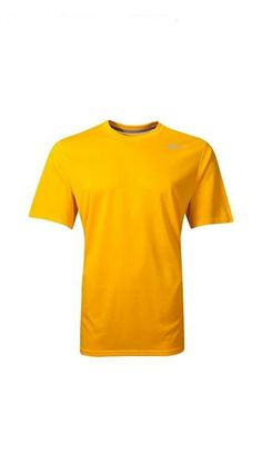 b3735c6b93389 Nike Men's 4XL Legend Yellow Tee Shirt XXXX-Large 727982-727 #Nike  #ShirtsTops