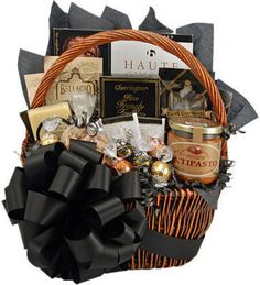Classic Executive Corporate Gift Basket