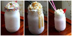 How to Make Milkshakes - 3 Flavors! - Easy Milkshake Recipes