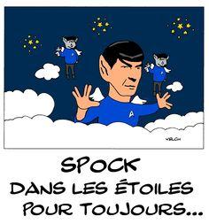 heureusement le nouveau spock , zachary quinto,est tout à fait au niveau! c'est triste quand même...