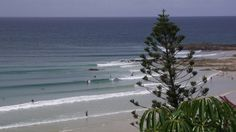 Rainbow Bay and Snapper Rocks... Heaven with sand