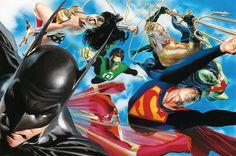 "SNEAK PEEK: ""Batman v Superman: Dawn Of Justice"" - ""Justice League"" Movie Spoilers"