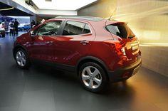 Opel показал три модели Astra OPC, Opel Mokka и Insignia BiTurbo