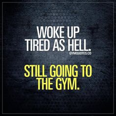 Gym life quotes – all our quotes about the life of a gym addict! Gym life quotes – all our quotes about the life of a gym addict! Goal Quotes, Fitness Motivation Quotes, Weight Loss Motivation, Motivational Quotes, Life Quotes, Workout Motivation, Weekend Motivation, Sport Motivation, Uplifting Quotes