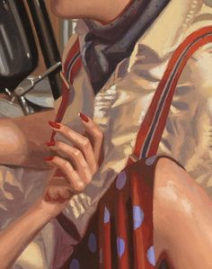 detail from....'' DIRECTING OUR HISTORIES TO THE BEST OF ALL POSSIBLE WORLDS'' 52X72 inches by PEREGRINE HEATHCOTE