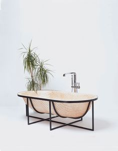 Woven Bathtub