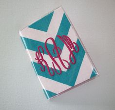 Passport Cover / Holder / Case  Chevron  Zig Zag  ZigZag by Laa766, $9.00