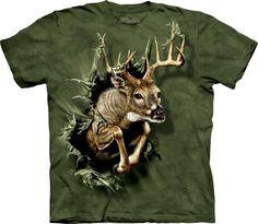 Breakthrough Deer T-Shirt For $20