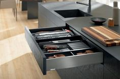 Blum LEGRABOX pure drawers from Lincoln Sentry