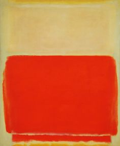 Mark Rothko, Number 3, 1953. MET NYC