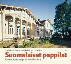 Suomalaiset pappilat : kulttuuri-, talous- ja rakennushistoriaa / Marja Terttu Knapas, Markku Heikkilä, Timo Åvist ; kuvatoimitus Sirkku Dölle