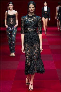 Dolce & Gabbana - spring/summer 2015