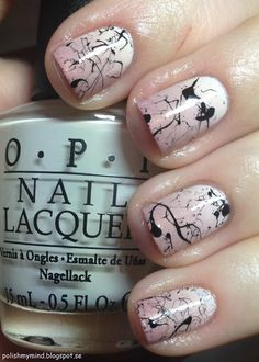 polish my mind #nail #nails #nailart