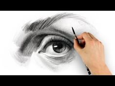 How to Draw an Eye - Step by Step Drawing tutorial. Read full article: http://webneel.com/video/how-draw-eye-step-step-drawing-tutorial | more http://webneel.com/video/drawings | more videos http://webneel.com/video/animation | Follow us www.pinterest.com/webneel