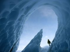 Hidden Unseen: Amazing Glacier Caves
