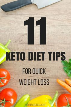 Starting a keto diet? Here are 11 keto diet tips to help you lose weight faster Ketogenic Diet Meal Plan, Keto Diet Plan, Diet Meal Plans, Paleo Diet, Diet Foods, Ketogenic Breakfast, 7 Keto, Ketogenic Lifestyle, Keto Meal