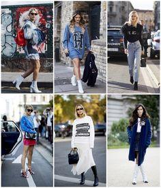 мода 2018, женская мода 2018, стрит стайл 2018, мода и стиль 2018, уличная мода  2018, уличный стиль 2018, мода весна-лето 2018, модные образы 2018, модные  ... a02553e31f0