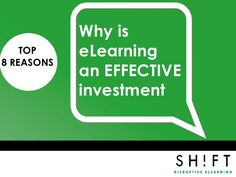 #elearning #effective #investment