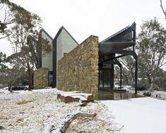 located in Mount Hotham, Australia. Designed by architect Giovanni D'Ambrosio