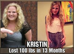 13 months later #DDPY helps Kristin lose 100 pounds!!! #DDPYOGA #ChangingLives #Health #Fitness