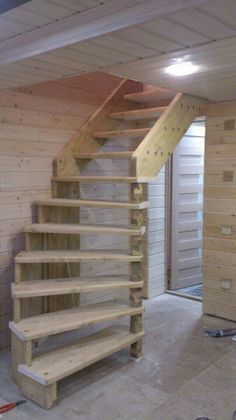 Best 80 Best Stairs For Tight Spaces Images In 2019 Attic 400 x 300