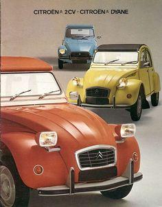 Citroen 2CV 1975 (lelijk eendje):