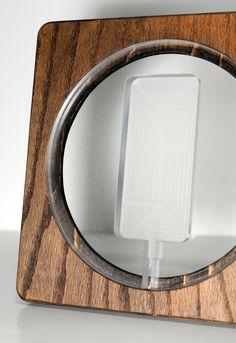ON SALE  iPhone 5 charging station phone dock by DoerflerDesigns, $29.00