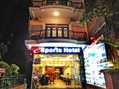 Hue Sports 1 Hotel Vietnam, Asia Sports 1 Hotel is a popular choice amongst travelers in Hue, whether exploring or just passing through. The hotel offers a high standard of service and amenities to suit the individual needs of all travelers. All the necessary facilities, including free Wi-Fi in all rooms, 24-hour front desk, 24-hour room service, luggage storage, Wi-Fi in public areas, are at hand. Guestrooms are fitted with all the amenities you need for a good night's sleep....