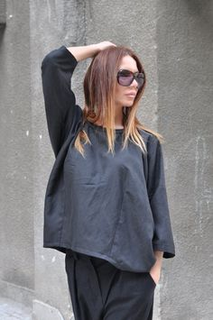 New Collection SS/2015  Oversized Loose Extra Large by EUGfashion